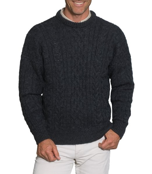 Aran Sweater