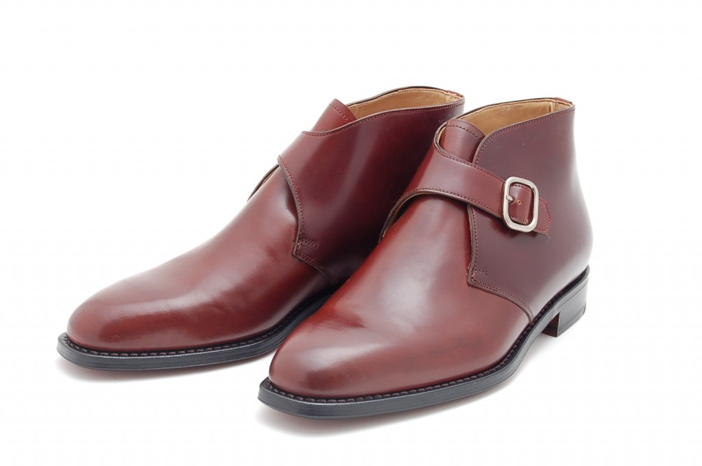 mens monk strap dress boots