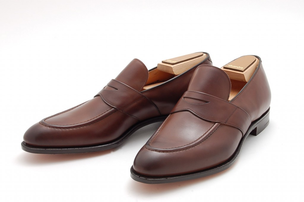 mens classy slip-on loafers