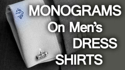 Monograms-on-Mens-Dress-Shirts