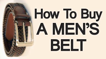 A-Mans-Belt-Guide-How-to-Buy-a-Mens-Belt