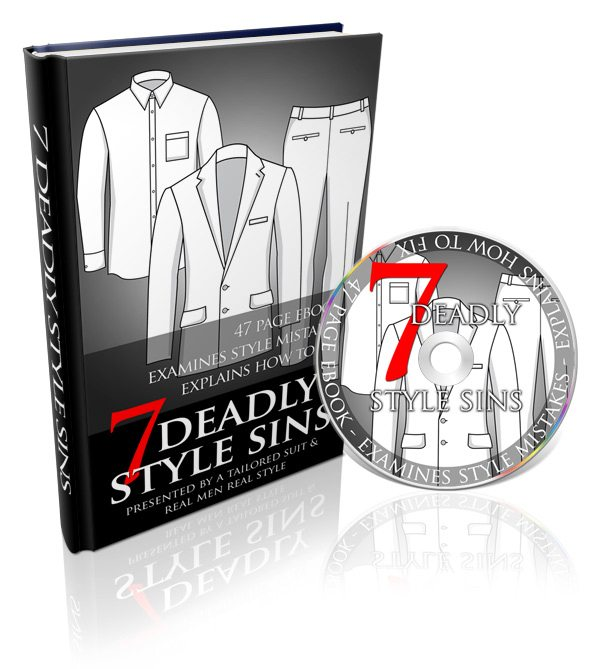men style guide free ebook