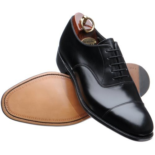 Shining Leather Shoes For Mens