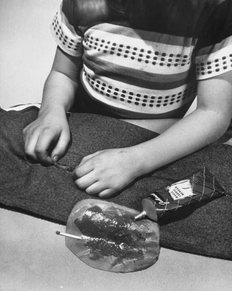 mending pants