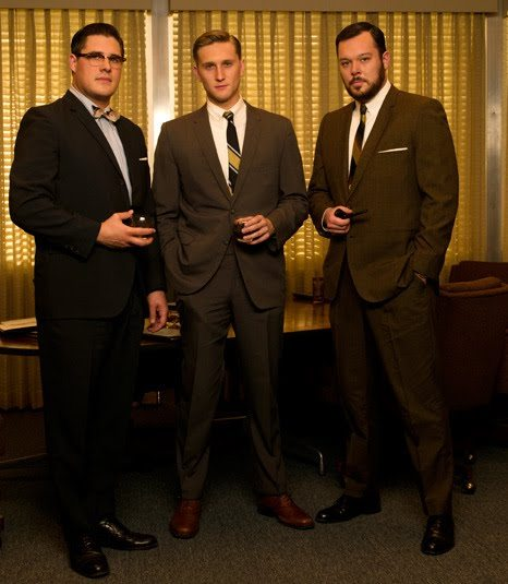 dress like the mad men the fashion of ken cosgrove