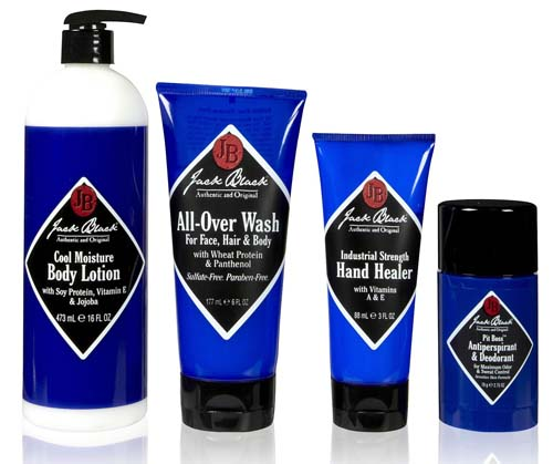 mens body products
