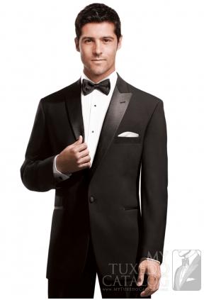 young man's tuxedo