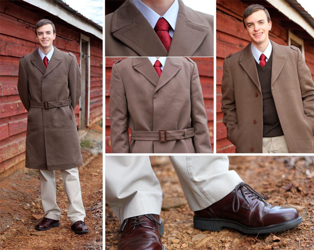 dressed sharp gentleman on a budget