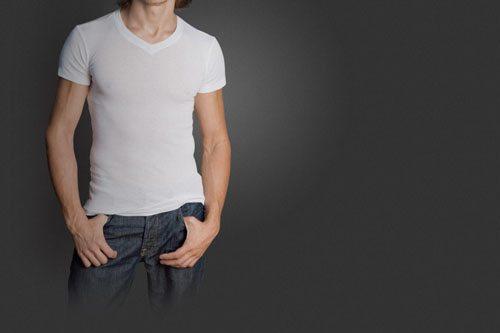 RibbedTee Undershirts