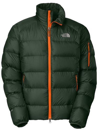 Down men's jacket