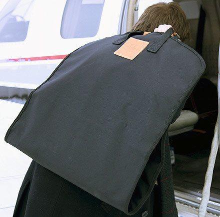 Blue Claw Co. garment bag