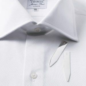 silver collar stays