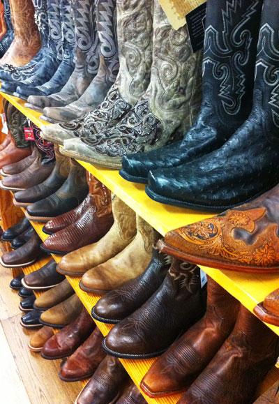 mens cowboy boot variety