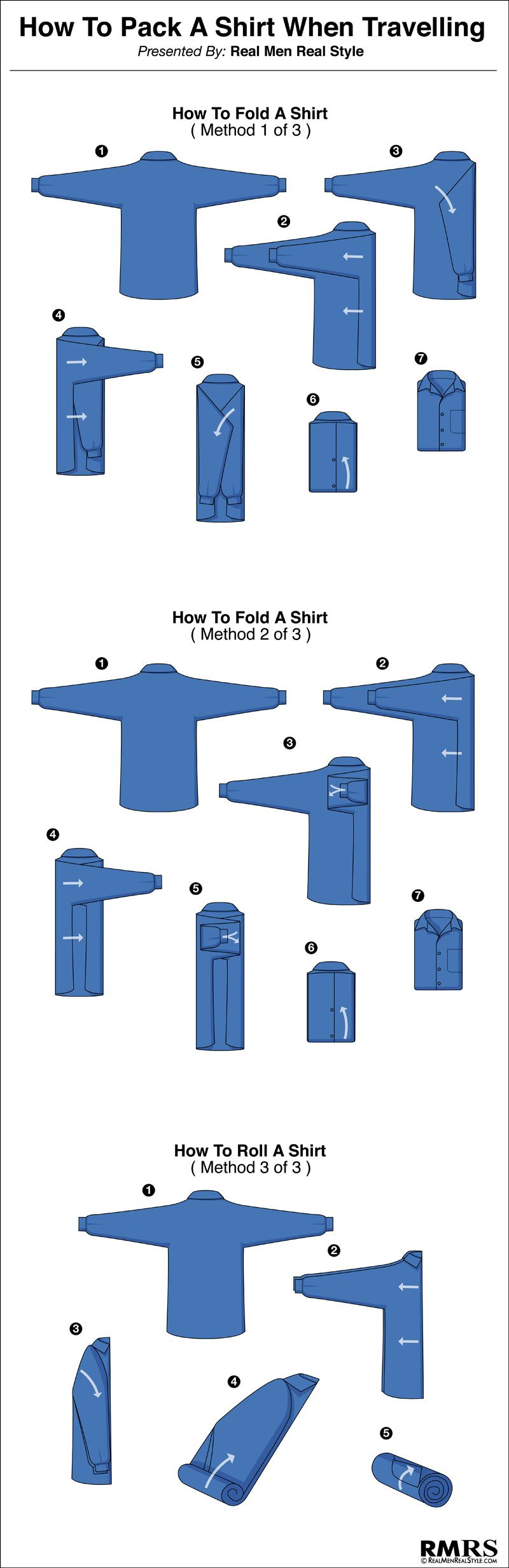 3-Ways-To-Fold-A-Shirt-Infographic-800