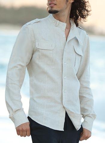 men-linen-shirt